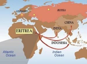 eritrea location