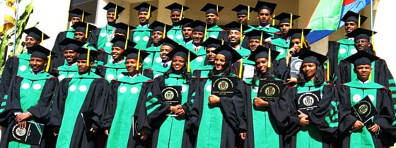 Free-Education-For-All all the way through tertiary level makes Eritrea and its government unique in the world