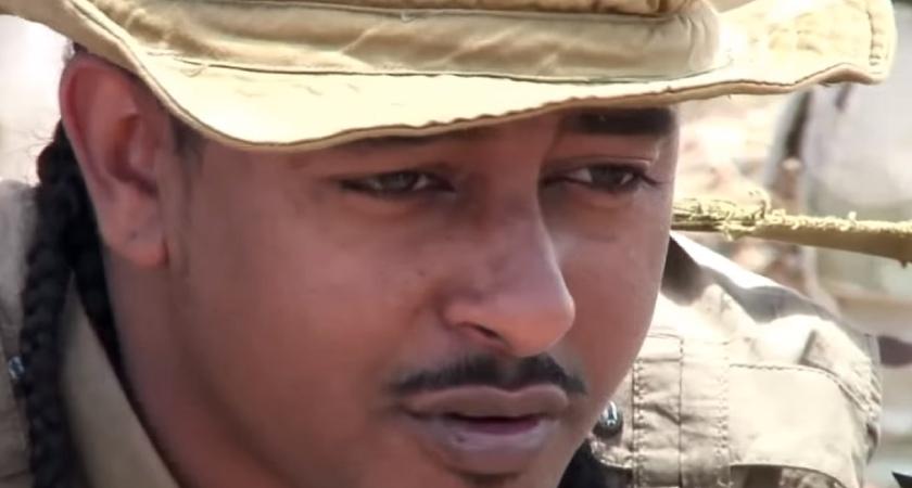 "Eritrea's patriotic Rap Singer - Sandman Negus"" murdered"