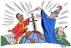 Obama and U.S. Imperialism