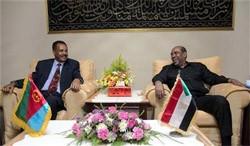 Eritrea and Sudan