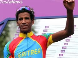 African cycling kingpin – Daniel Teklehaymanot