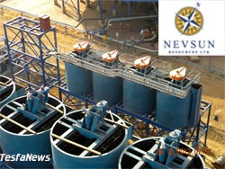 Nevsun Reports Strong Third Quarter 2012 Financial Results