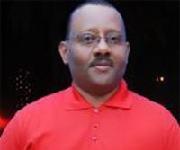 Arabic program journalist Ahmed Omer Sheikh