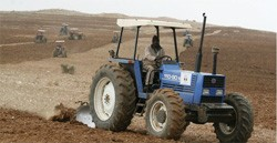Eritrea Food Security Strategy: Employing modern machinery and modern farming system to enhance national food reserve beyond annual consumption