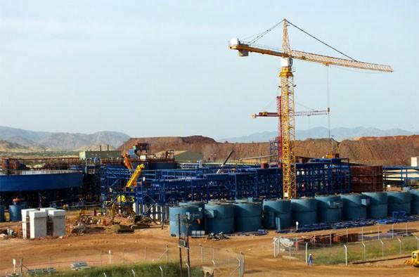 Copper Expansion - Flotation Area