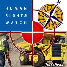 HRW's radar focused on Nevsun not for protection of human rights but predictably on Eritrea's mining sector