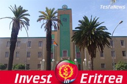 Are an Eritrean Citizen? Do you want to invest in Eritrea? If Yes, please Press the Invest Button.