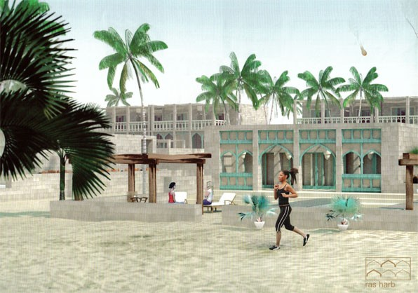 Halibay Resort