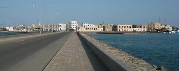 Gazing in to the gate of the beautiful Massawa