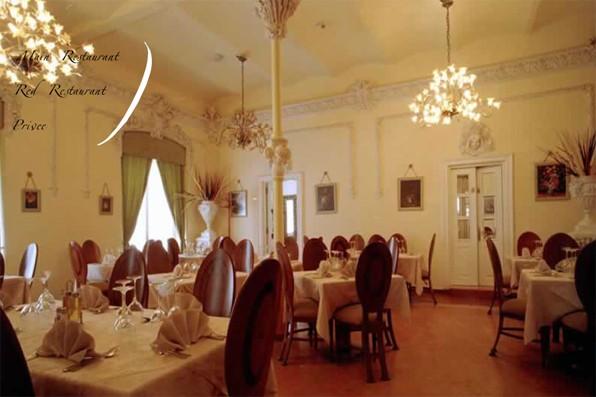 Albergo Italia Asmara - Restaurant