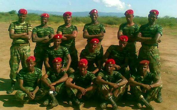 Ethiopian commando forces defect to Eritrea and vow to unseat Ethiopian regime