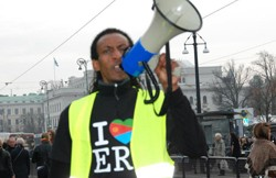 Eritreans in Sweden denounce Racism and Xenophobia;Call for swift  and independent investigation