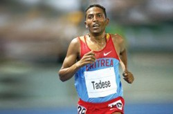 The invincible Zersenay Tadese did it again - for the 6th time