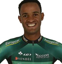 Natnael Berhan sweeps the 152km stage race with a style