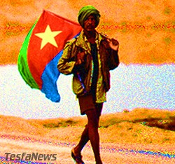 Eritrea's celebratory and commemorative month is also caracterized by the restlessness and increased noise of its nemesis