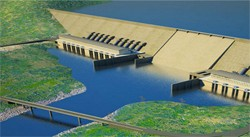 Ethiopia's Mega Damn Dam (as they used to call it) willEthiopia's Mega Damn Dam (as they used to call it) is designed to produce electricity by putting millions of Sudanese and Egyptian lives at risk produce electricity by putting millions of life in Sudan and Egypt at risk