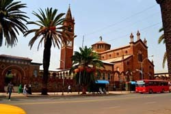Asmara - A memory of architectural heritage of the 1920s
