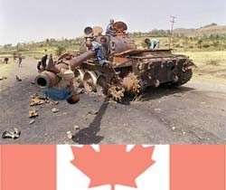 Canada's inexcusable insult and hostility towards Eritrea should stop!