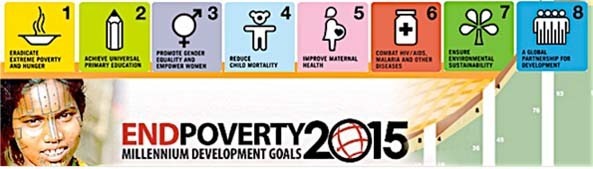 Eritrea is one of few developing countries on-track to meet most of the MDGs