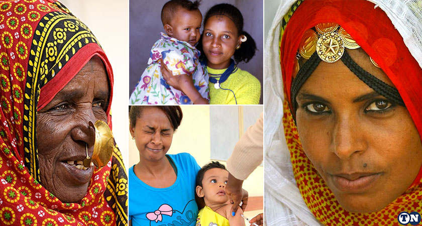 The most unbreakable and unbearable souls - Eritrean mothers