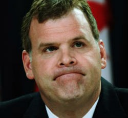 """For legal reasons, I would not comment on the reasons for the expulsion but the Ambassador's actions were ""inconsistent"" with his diplomatic duties."" - Foreign Affairs Minister John Baird"