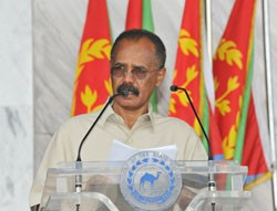 President Isaias' Address on the Occasion of 22nd Independence Day Anniversary