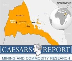 """Eritrean government always thinks for longer term"" - Caesars Report Editor"