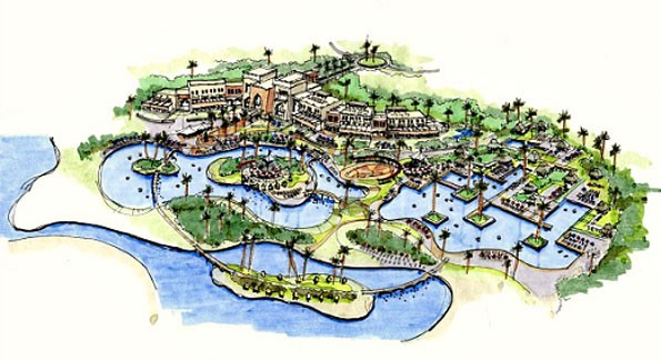 Dahlak Island Resort Concept