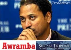 Dawit Kebede of Awramba Times and Tesfa-Alem wedi Mekelle of Sudan Tribune are nothing but Woyane Stooges