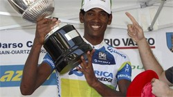 Teklehaimanot 's was another huge moment for African cycling