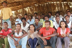 Growing number of Tigray refugees in Eritrea