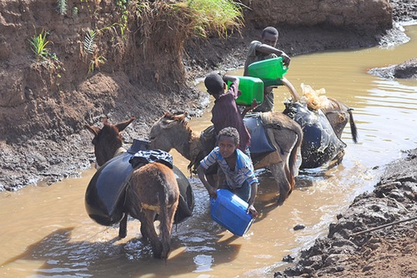 Ethiopia: Access to clean drinking water in a country that brags itself registered a double digit economic grwoth for a decade