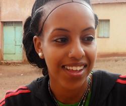 Mars Keflom in Eritrea