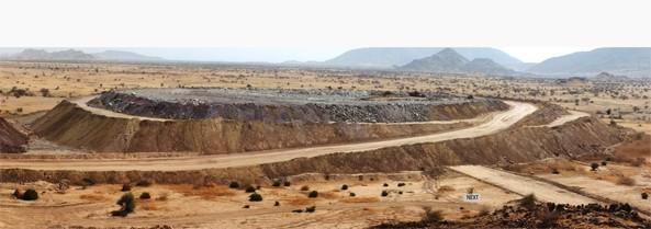 Harena Waste Dump - Apr 2013