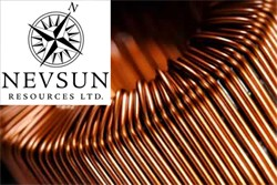 Nevsun Resources in transition from Gold to Copper Producer