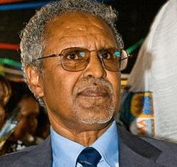 Eritrean envoy to Italy - Amb. Zemede Tekle