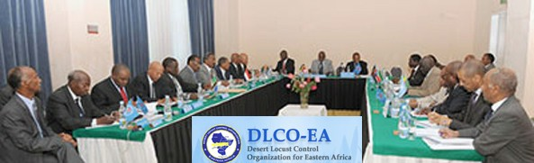 The 58th Regular Meeting of the Council of Ministers of the Desert Locust Control Organization for East Africa (DLCO-EA) - Asmara, Eritrea