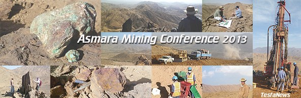 In 2017, Eritrea will have four world class mines: Bisha, Asmara, Zara and Colluli