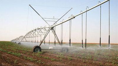 Modern farming techniques in Eritrea