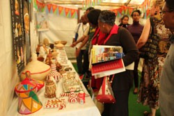 Eritrea participated in the annual Diplomatic Fair in South Africa