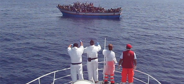 Initiating Legal action against the Italian Coast Guard is timely