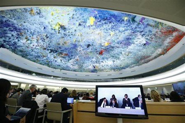 "The UN Human Rights Council (HRC) voted a resolution sponsored by worst Human Right violator Somalia to set up a commission of inquiry into Eritrea. Since they perfectly aware that HRC cannot order sanctions or maintain existing ones nor refer to the ICC, their ultimate goal is to achieve their long held dream of seeing ""revolution"" in Eritrea. According to BBC, each time such a commission does its year long research and findings followed by coordinated public ""naming and shaming"", governments normally fall or spur towards change. We will see about that!"