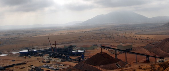 World class mine - Eritrea