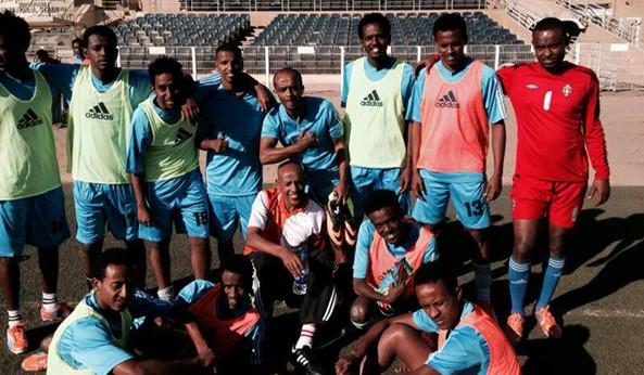 Cecafa Senior Challenge Cup 2013 - Team Eritrea