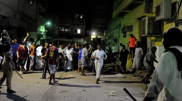Ethiopians in Saudi Arabia are facing unspeakable horrors.