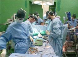 Italian medical crew appreciat competence of Eritrean medical professionals
