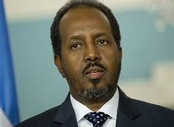 President Hassan Sheikh Mohamud of Somalia