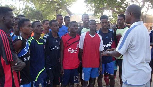Cecafa Senior Challenge Cup 2013 – Team Somalia
