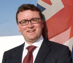 New incoming UK Ambassador to Eritrea, David Ward